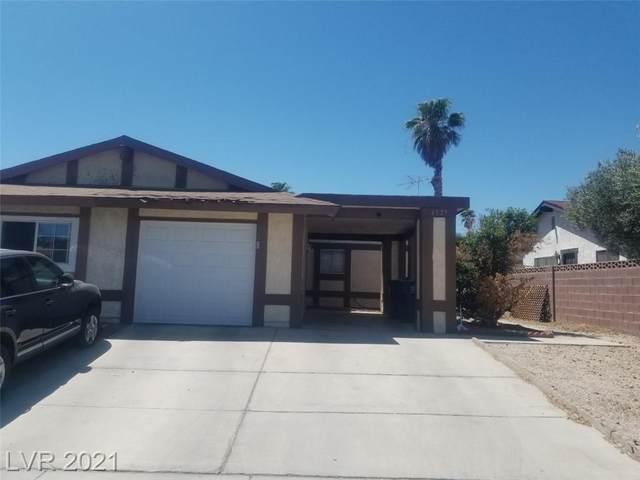 4529 Via San Rafael, Las Vegas, NV 89103 (MLS #2298314) :: ERA Brokers Consolidated / Sherman Group