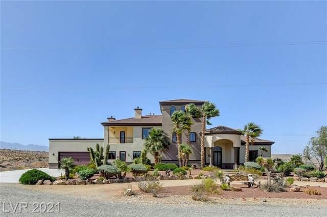 10320 W Serene Avenue, Las Vegas, NV 89161 (MLS #2298320) :: Lindstrom Radcliffe Group