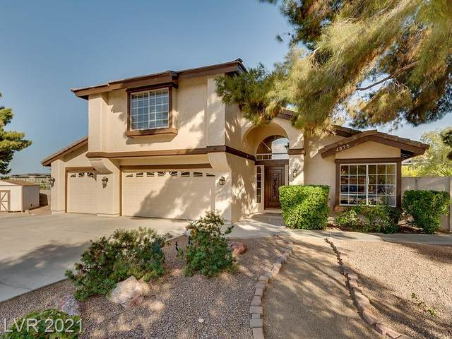 4275 Callahan Avenue, Las Vegas, NV 89120 (MLS #2298340) :: Jack Greenberg Group