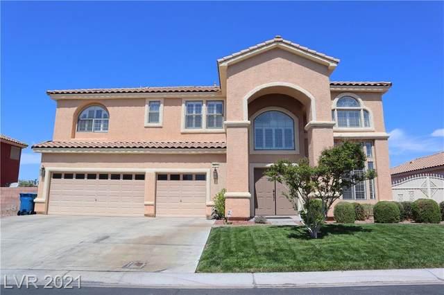 6670 Martinsville Place, Las Vegas, NV 89110 (MLS #2298349) :: Custom Fit Real Estate Group