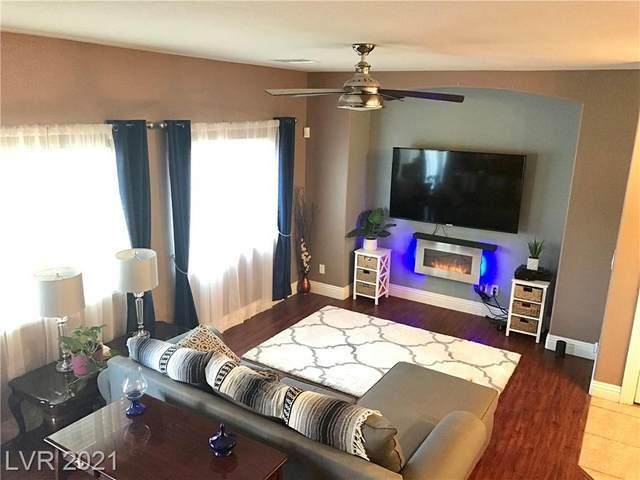 2064 Scanlon Ferry Court #102, Las Vegas, NV 89156 (MLS #2298363) :: Signature Real Estate Group