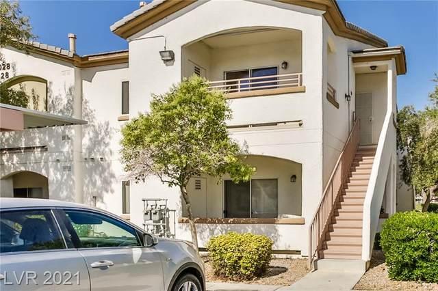5655 E Sahara Avenue #2025, Las Vegas, NV 89142 (MLS #2298389) :: Galindo Group Real Estate