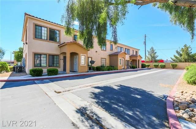 2009 Rancho Lake Drive #202, Las Vegas, NV 89108 (MLS #2298416) :: Lindstrom Radcliffe Group