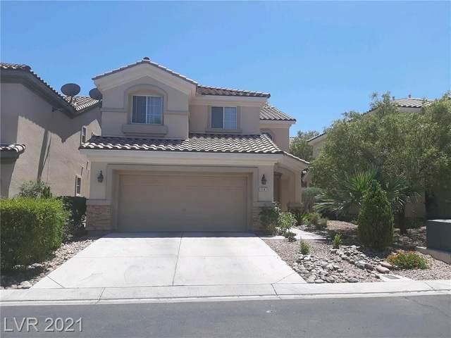 9141 Honey Maple Avenue, Las Vegas, NV 89148 (MLS #2298417) :: The Shear Team