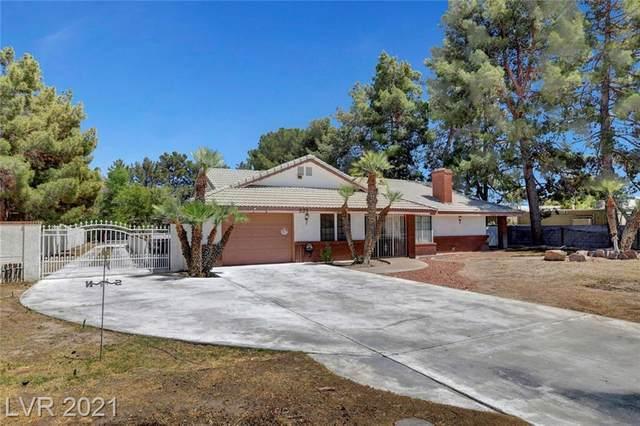 835 Shetland Road, Las Vegas, NV 89107 (MLS #2298420) :: Custom Fit Real Estate Group