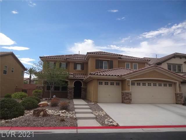 678 Kew Gardens Drive, Las Vegas, NV 89178 (MLS #2298445) :: Jeffrey Sabel