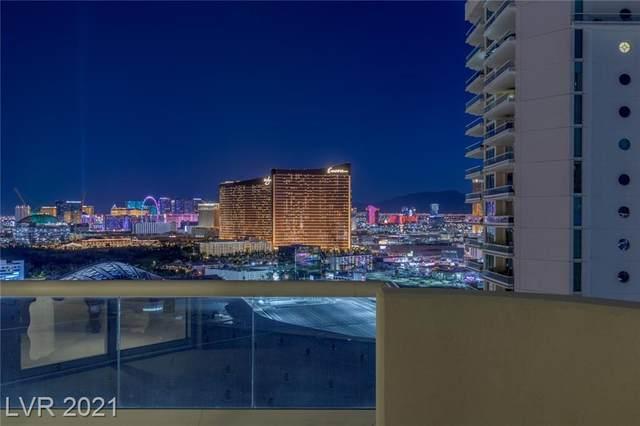 2857 Paradise Road Ph2904, Las Vegas, NV 89109 (MLS #2298457) :: Jeffrey Sabel