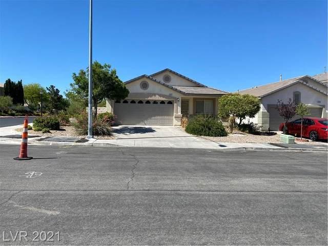 8912 Ackerman Avenue, Las Vegas, NV 89143 (MLS #2298466) :: Galindo Group Real Estate