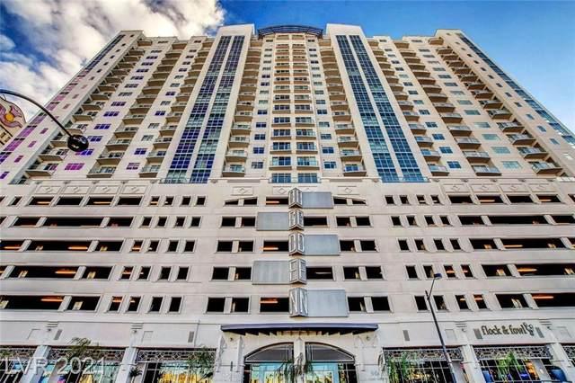 150 N Las Vegas Boulevard #2103, Las Vegas, NV 89101 (MLS #2298472) :: Jack Greenberg Group