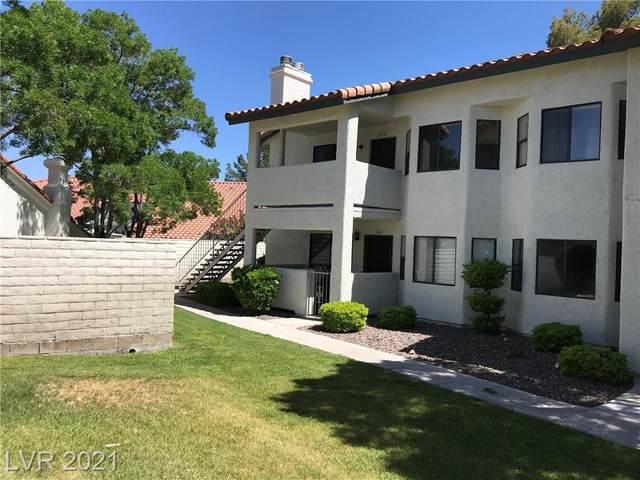 2720 Beaver Creek Court #202, Las Vegas, NV 89117 (MLS #2298507) :: DT Real Estate