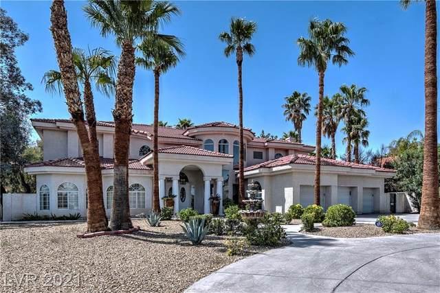7725 Coley Avenue, Las Vegas, NV 89117 (MLS #2298514) :: Custom Fit Real Estate Group