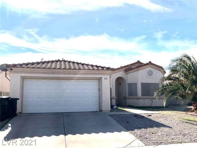 425 Mulberry Glen Drive, North Las Vegas, NV 89031 (MLS #2298528) :: Team Michele Dugan