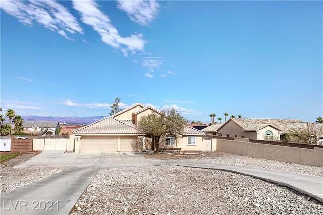 1325 N Hollywood Boulevard, Las Vegas, NV 89110 (MLS #2298533) :: Lindstrom Radcliffe Group