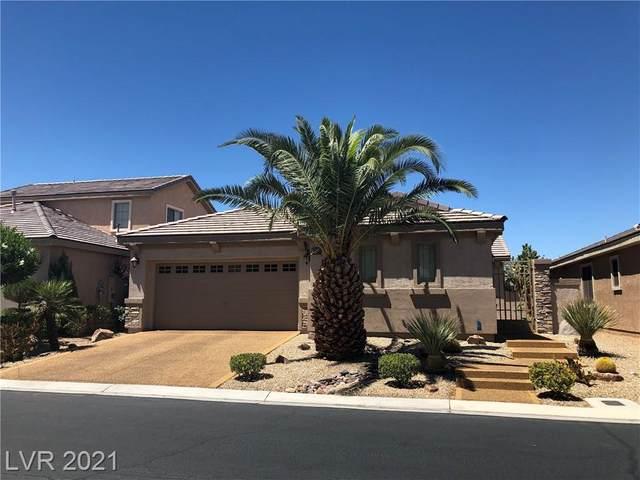 3524 Morgan Springs Avenue, North Las Vegas, NV 89081 (MLS #2298544) :: The Melvin Team