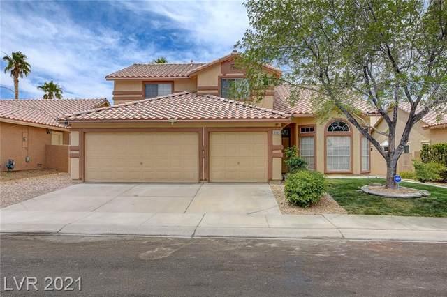 3105 Saint Tropez Street, Las Vegas, NV 89128 (MLS #2298570) :: Jeffrey Sabel