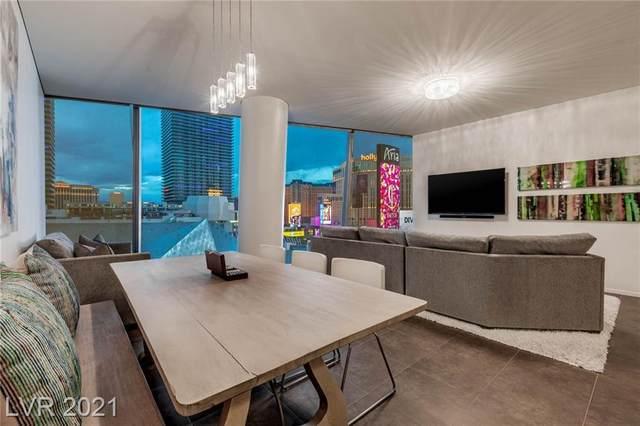 3726 Las Vegas Boulevard #801, Las Vegas, NV 89158 (MLS #2298605) :: Jack Greenberg Group