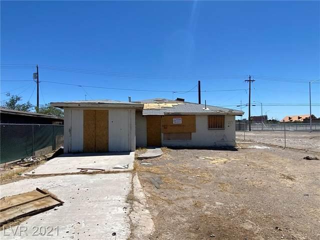 217 Madison Avenue, Las Vegas, NV 89106 (MLS #2298612) :: Jack Greenberg Group
