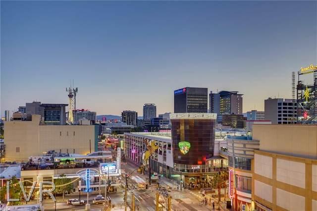 150 Las Vegas Boulevard #806, Las Vegas, NV 89101 (MLS #2298620) :: DT Real Estate