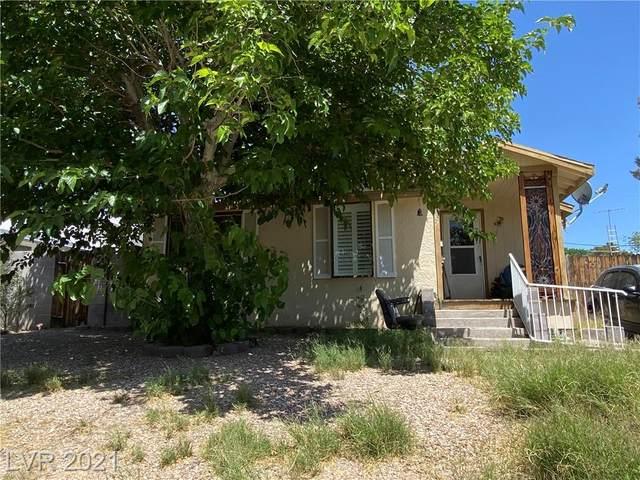 607 Avenue C, Boulder City, NV 89005 (MLS #2298643) :: Galindo Group Real Estate