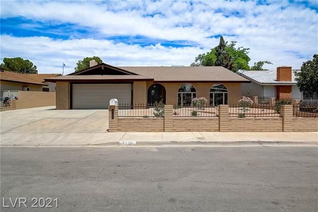 3100 Aldon Avenue, Las Vegas, NV 89121 (MLS #2298654) :: Lindstrom Radcliffe Group