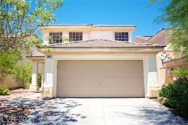 5044 Glittering Star Court, Las Vegas, NV 89130 (MLS #2298670) :: Custom Fit Real Estate Group
