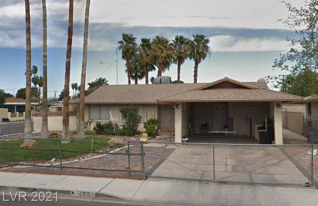 4501 Sunrise Avenue, Las Vegas, NV 89110 (MLS #2298682) :: Hebert Group | Realty One Group