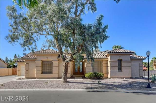 1370 Athens Point Avenue, Las Vegas, NV 89123 (MLS #2298688) :: Signature Real Estate Group