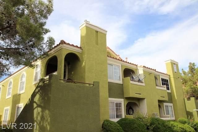 7950 W Flamingo Road #2154, Las Vegas, NV 89147 (MLS #2298695) :: Jeffrey Sabel