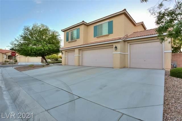 6621 Arbor Bluff Court, North Las Vegas, NV 89084 (MLS #2298706) :: Vestuto Realty Group