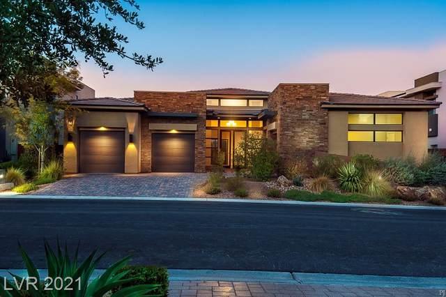 54 Glade Hollow Drive, Las Vegas, NV 89135 (MLS #2298772) :: The Shear Team