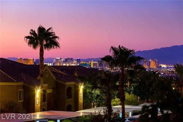 950 Seven Hills Drive #727, Henderson, NV 89052 (MLS #2298773) :: Galindo Group Real Estate