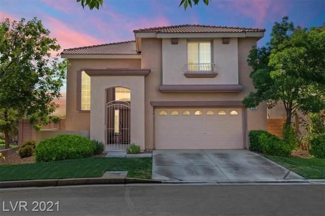 530 Artola Street, Las Vegas, NV 89144 (MLS #2298816) :: Jeffrey Sabel