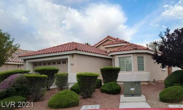 6737 Yellowwood Cove Street, North Las Vegas, NV 89084 (MLS #2298857) :: The Shear Team