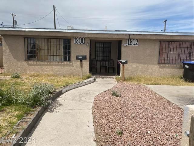 1800 Putnam Avenue, North Las Vegas, NV 89030 (MLS #2298870) :: Galindo Group Real Estate