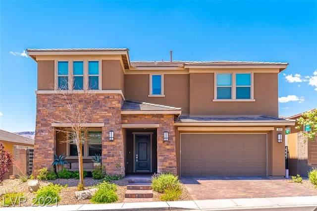 869 Haven Oaks Place, Las Vegas, NV 89138 (MLS #2298881) :: Custom Fit Real Estate Group