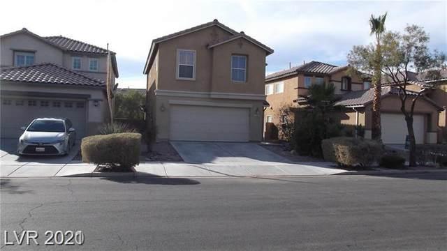 6245 Capehart Falls Street, North Las Vegas, NV 89081 (MLS #2298910) :: Custom Fit Real Estate Group