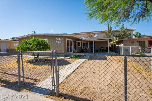 2304 Stanley Avenue, North Las Vegas, NV 89030 (MLS #2298912) :: DT Real Estate