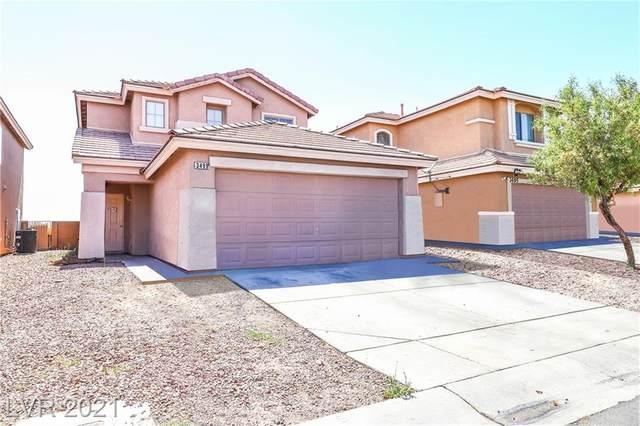 3499 Greenwood Springs Drive, Las Vegas, NV 89122 (MLS #2298990) :: Jeffrey Sabel