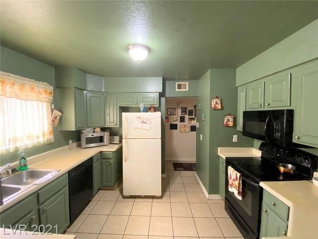 3151 Soaring Gulls Drive #2136, Las Vegas, NV 89128 (MLS #2298999) :: Jack Greenberg Group