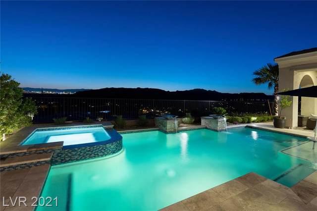 35 Costa Tropical Drive, Henderson, NV 89011 (MLS #2299035) :: Jack Greenberg Group