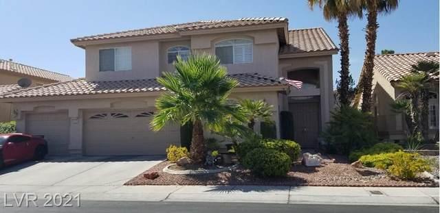 9509 Borgata Bay Boulevard, Las Vegas, NV 89147 (MLS #2299084) :: Vestuto Realty Group