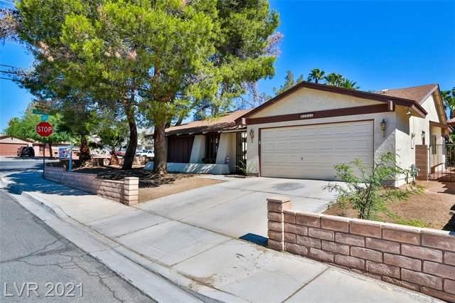 3810 Boca Chica Avenue, Las Vegas, NV 89120 (MLS #2299102) :: Galindo Group Real Estate