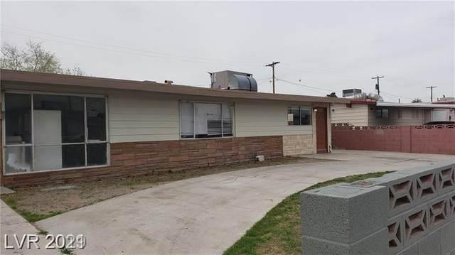 521 Alexander Avenue, Las Vegas, NV 89106 (MLS #2299127) :: Lindstrom Radcliffe Group