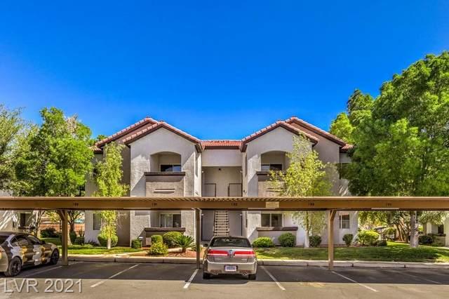 2615 W Gary Avenue #1009, Las Vegas, NV 89123 (MLS #2299142) :: Vestuto Realty Group