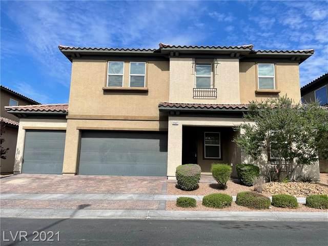 2587 Morning Cloud Lane, Las Vegas, NV 89142 (MLS #2299149) :: Kypreos Team