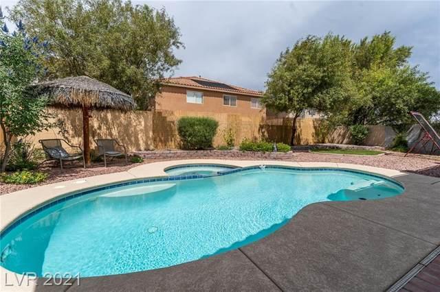 10645 Penfolds Street, Las Vegas, NV 89183 (MLS #2299159) :: Team Michele Dugan