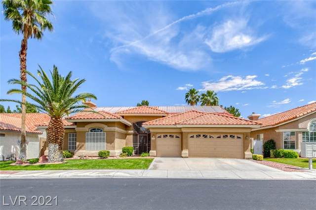 1444 Castle Crest Drive, Las Vegas, NV 89117 (MLS #2299162) :: Keller Williams Realty