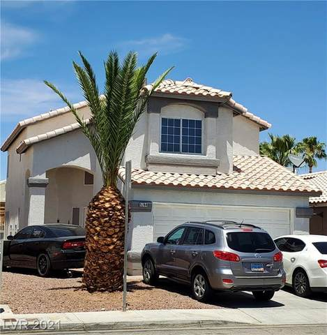 5744 Sandtrap Court, Las Vegas, NV 89142 (MLS #2299165) :: The Shear Team
