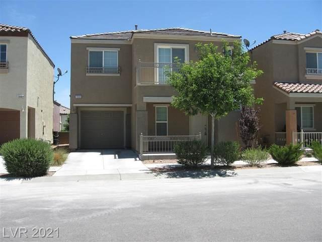 7660 Woven Memories Street, Las Vegas, NV 89149 (MLS #2299171) :: Jack Greenberg Group
