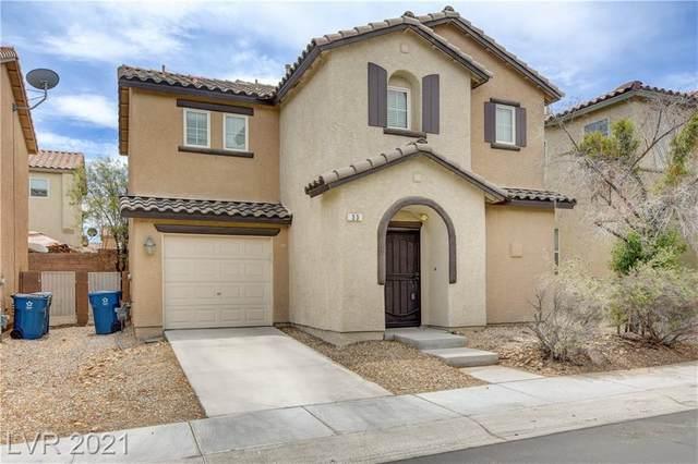33 Belden Avenue, Las Vegas, NV 89183 (MLS #2299182) :: The Shear Team